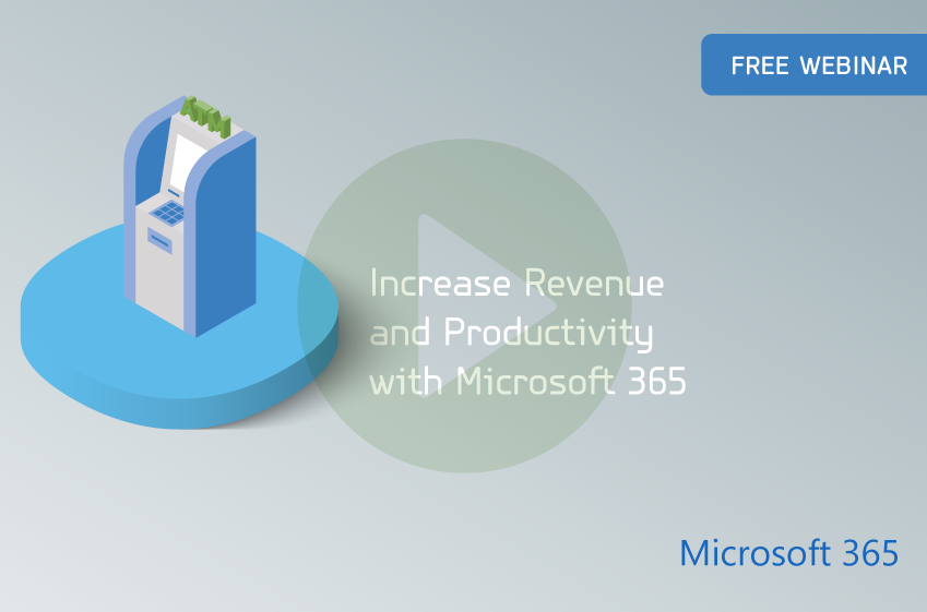 ncrease revenue and productivity